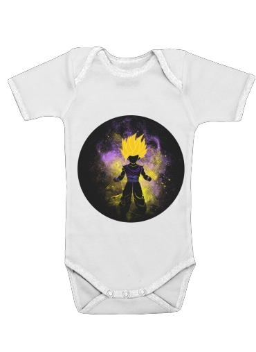 Sangohan for Baby short sleeve onesies