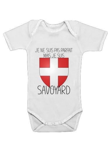 Onesies Baby Savoie Blason