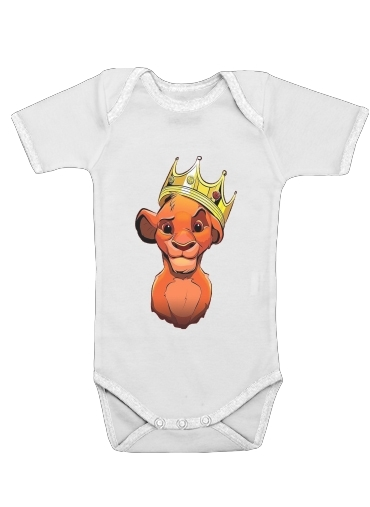 Onesies Baby Simba Lion King Notorious BIG