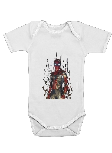 Onesies Baby Spiderman Poly