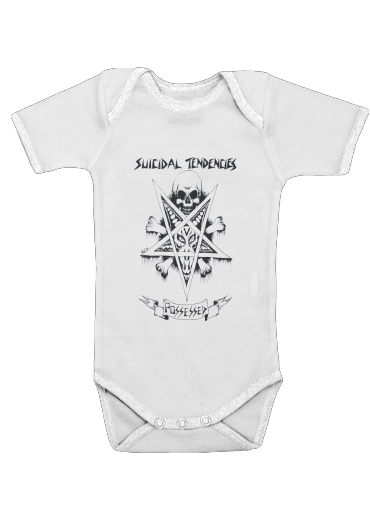 Onesies Baby Suicidal Tendancies