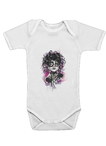 Team edward for Baby short sleeve onesies
