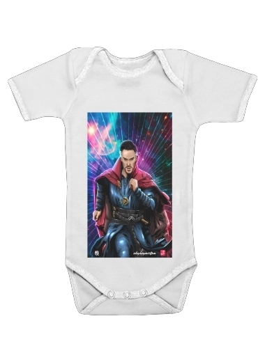 Onesies Baby The doctor of the mystic arts
