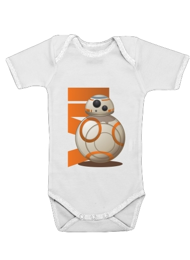 The Force Awakens  for Baby short sleeve onesies