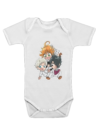 Onesies Baby The Promised Neverland Emma Ray Norman Chibi