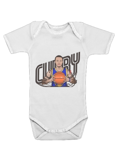 Onesies Baby The Warrior of the Golden Bridge - Curry30