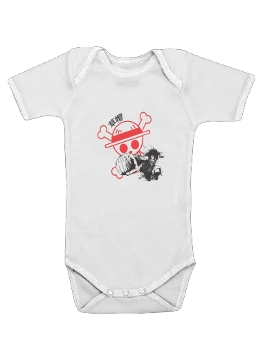 Onesies Baby Traditional Pirate