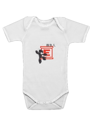 Onesies Baby Traditional Robot