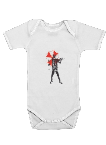Traditional S.T.A.R.S. for Baby short sleeve onesies