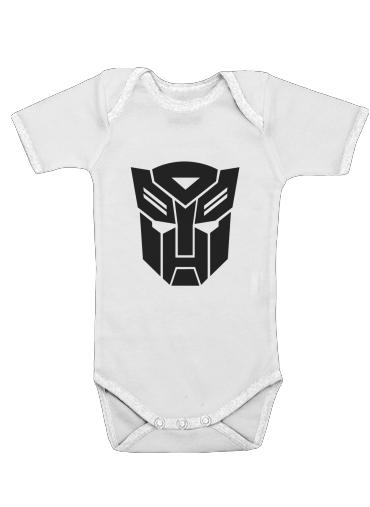 Onesies Baby Transformers