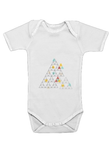 Onesies Baby Triangle - Native American