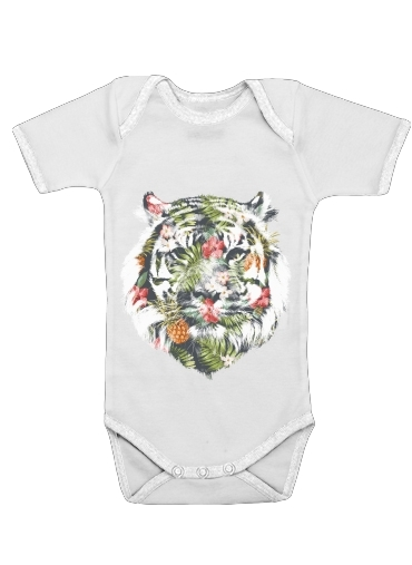 Onesies Baby Tropical Tiger