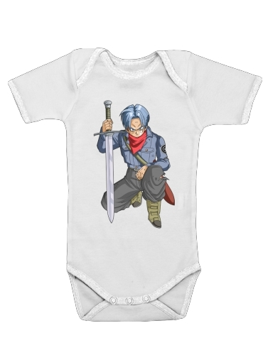 Trunks Evolution ART for Baby short sleeve onesies