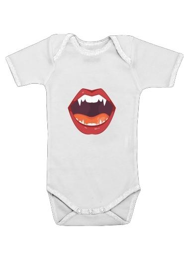Onesies Baby Vampire Mouth