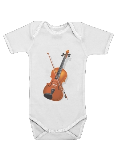 Onesies Baby Violin Virtuose