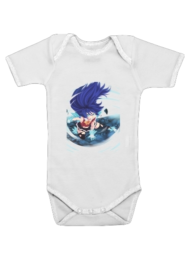 Wendy Fairy Tail Fanart for Baby short sleeve onesies