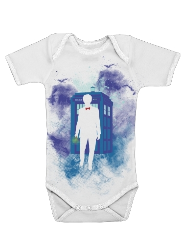 Who Space for Baby short sleeve onesies
