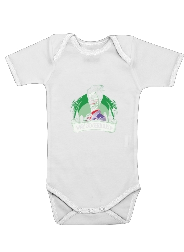 Why So Serious ?? for Baby short sleeve onesies