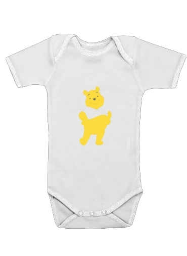 Onesies Baby Winnie The pooh Abstract