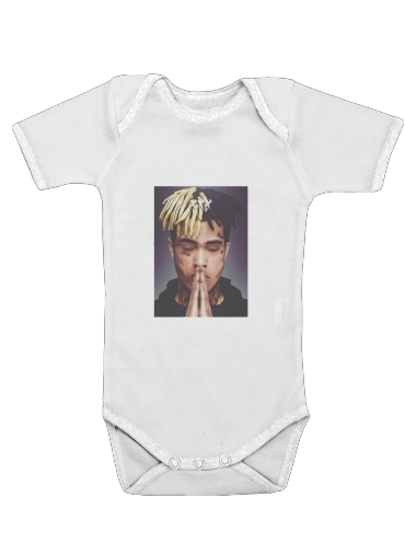 XXXTENTACION Tribute for Baby short sleeve onesies