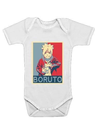 Onesies Baby Young ninja propaganda