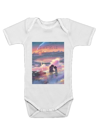 Onesies Baby Your Name Night Love
