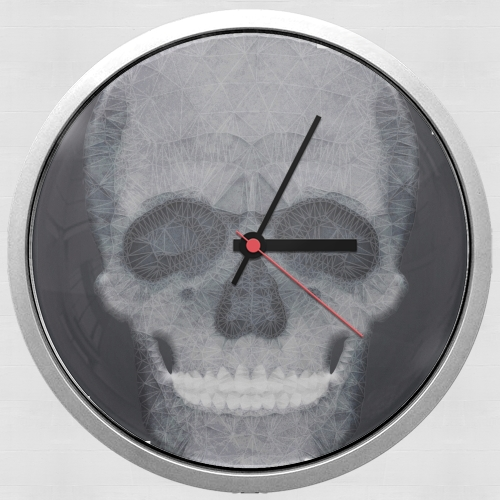 abstract skull for Wall clock