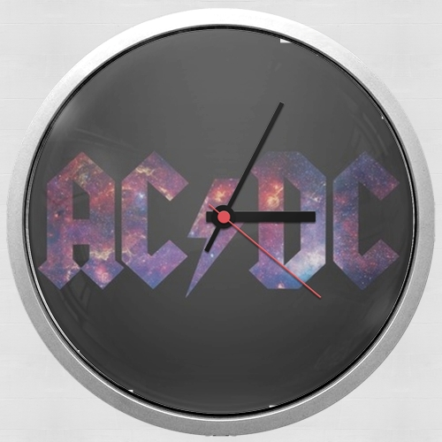 AcDc Guitare Gibson Angus for Wall clock