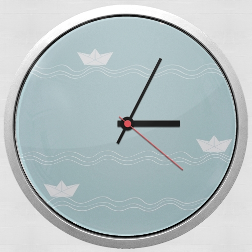 Across the Wide Sea for Wall clock