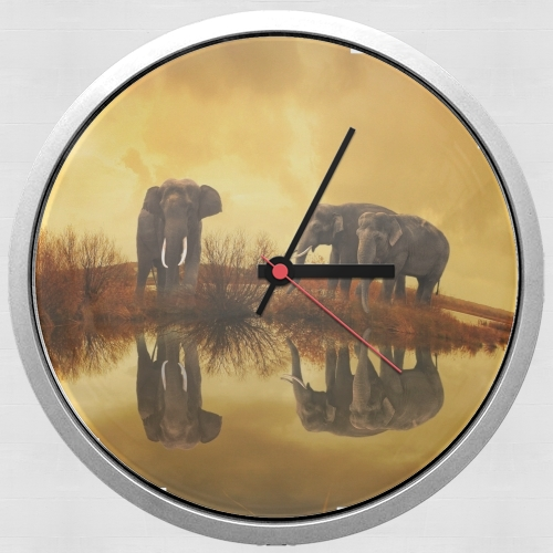 African Style for Wall clock