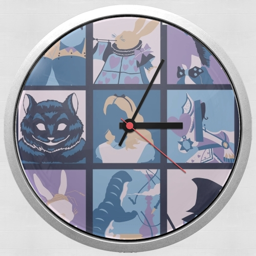 Alice pop for Wall clock