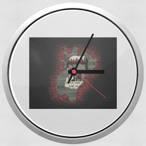 American murder house for Wall clock