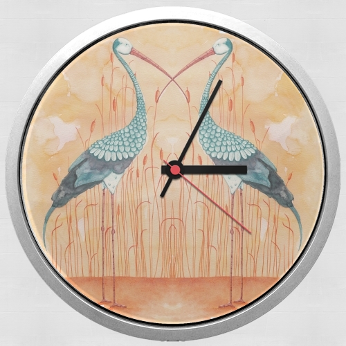 An Exotic Crane for Wall clock