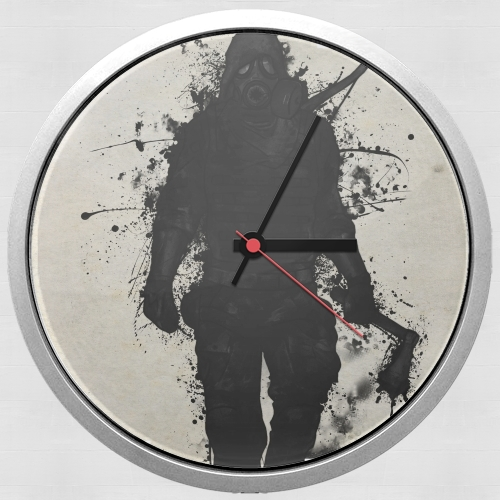 Apocalypse Hunter for Wall clock