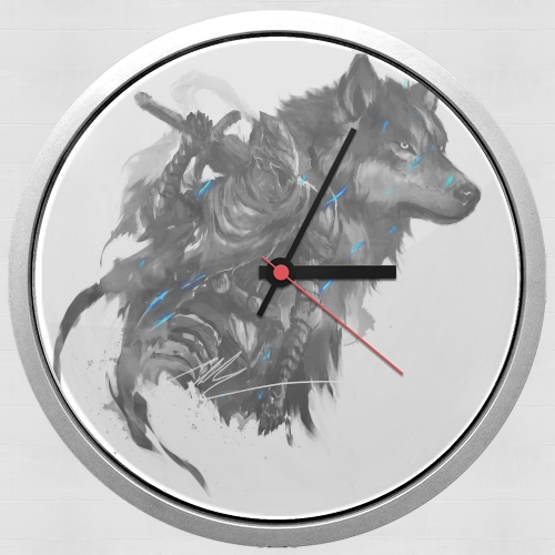 artorias and sif for Wall clock