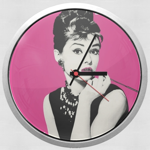 audrey hepburn for Wall clock