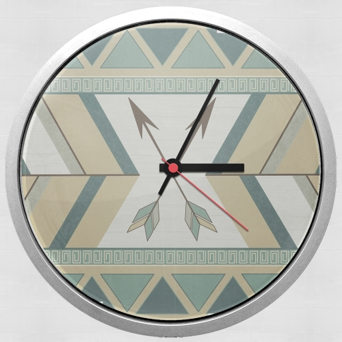 Aztec Pattern  for Wall clock