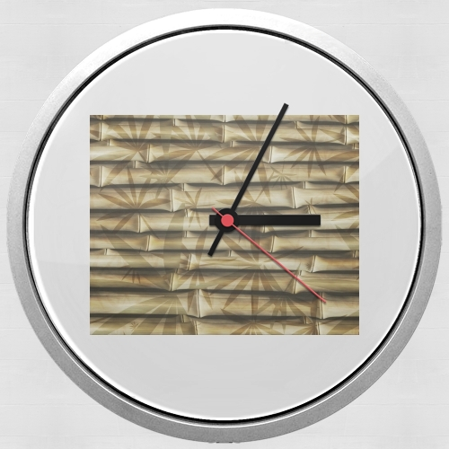 Bamboo Art for Wall clock