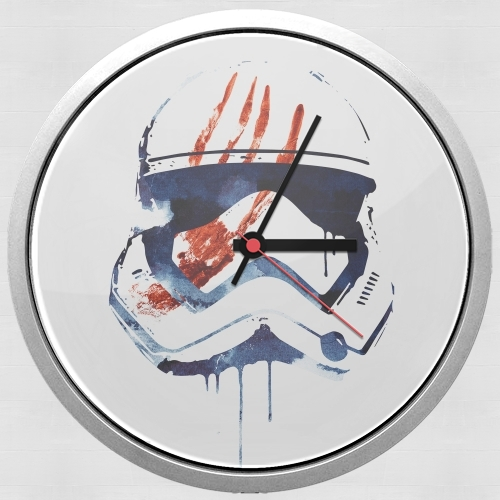 Bloody memories for Wall clock