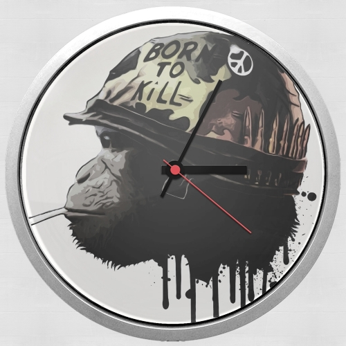 Born To Kill for Wall clock
