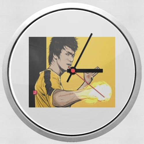 Bruce The Path of the Dragon for Wall clock