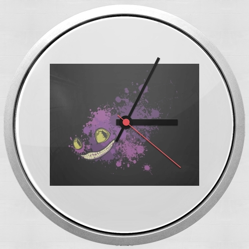 Cheshire spirit for Wall clock