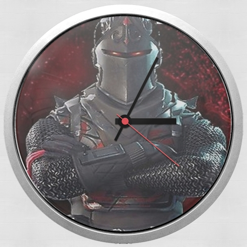 Black Knight Fortnite for Wall clock