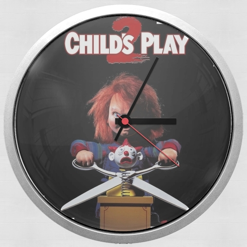 Child's Play Chucky for Wall clock