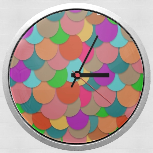 Circles Multicolor for Wall clock