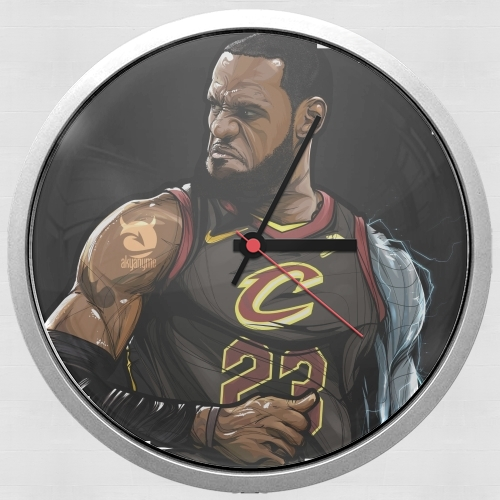 Cleveland Leader for Wall clock