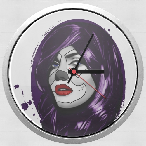 Clown Girl for Wall clock