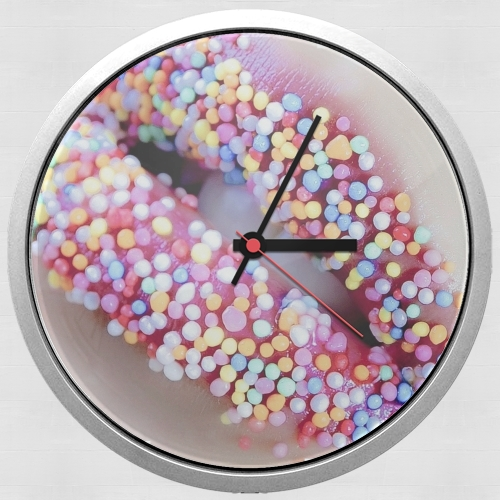 Colorful Lips for Wall clock