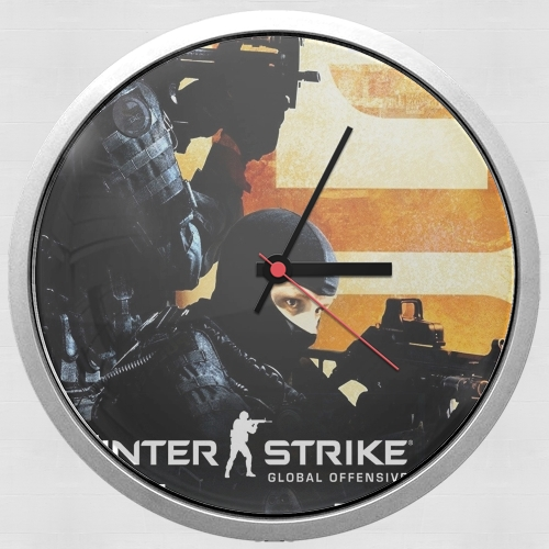 Counter Strike CS GO for Wall clock
