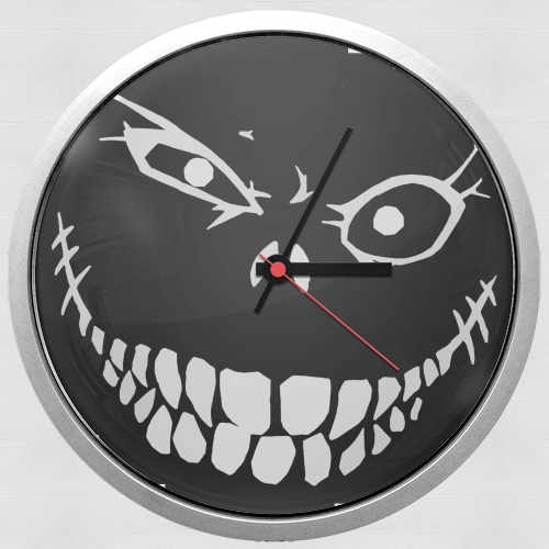 Crazy Monster Grin for Wall clock